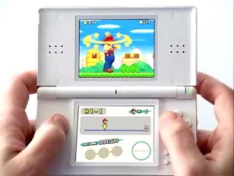 HALU Nintendo DS Lite Trailer