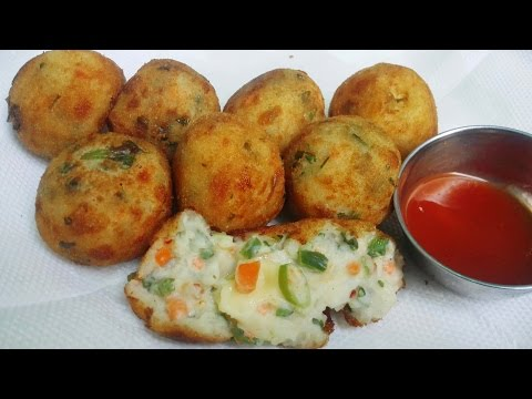 Potato Cheese Balls || Cheesy Potato Balls recipe || Cheese Balls Recipe