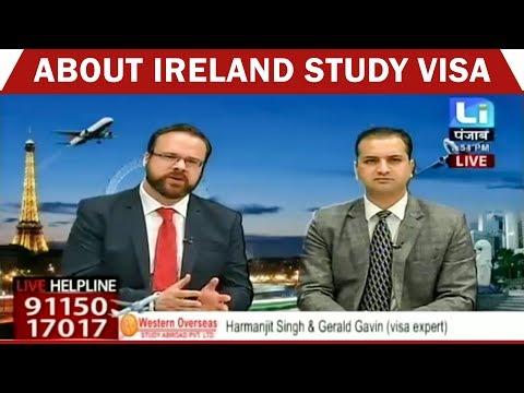 Ireland Student Visa - Watch Process & Requirements
