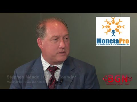 MonetaPro | CEO & Founder  Stephen Meade | Closed-Loop Payment System for Global Corporate Barter