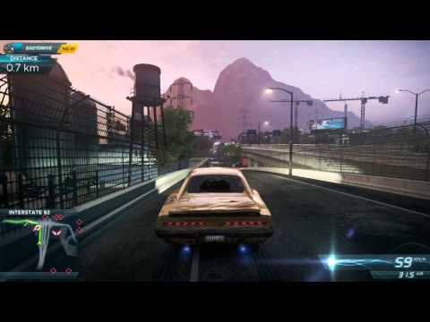 Need for speed most wanted 2012 Dodge Charger 1970