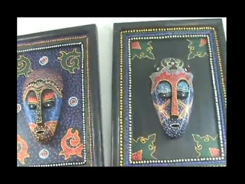 best price bali masks wholesale wall decoration mask WholesaleSarong.com
