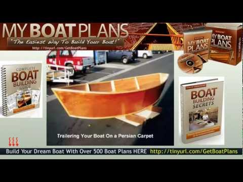 Building A Fiberglass Boat (Fiberglass Boat Kits)