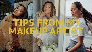All Of My Paris Fashion Week Makeup Looks | Aimee Song