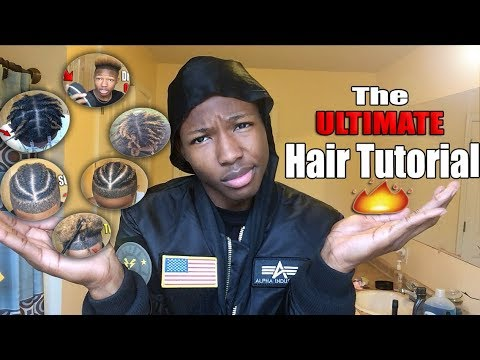 The ULTIMATE Hair Tutorial! | How To Grow your hair FAST / Get Curls / + More!