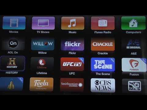 4 New Channels on AppleTV