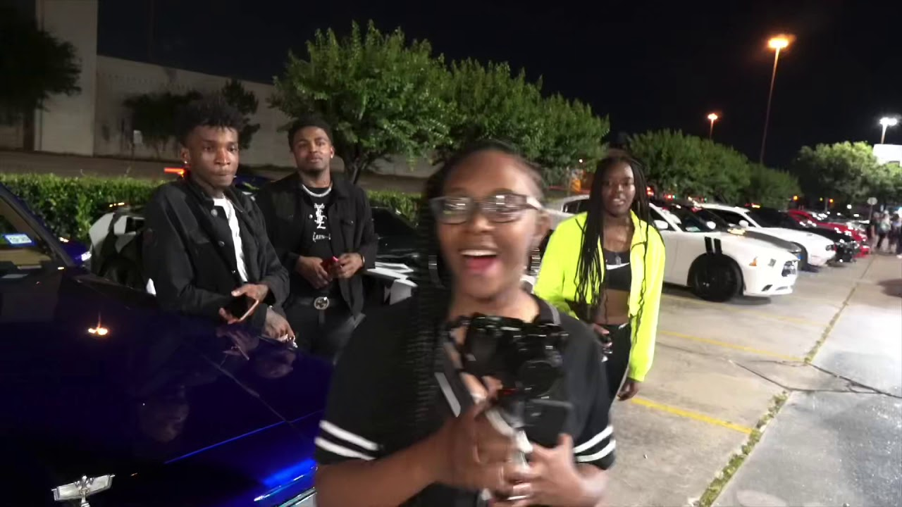 THE BEST CAR MEET EVER IN HOUSTON TEXAS !