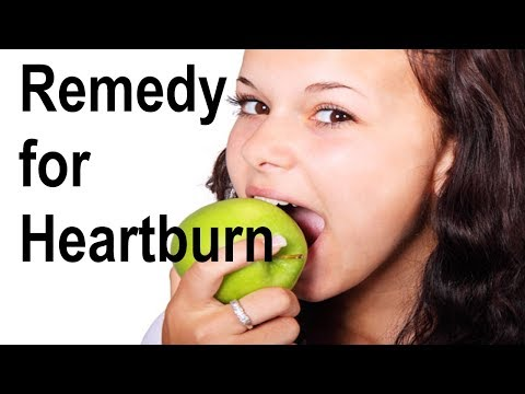 Remedy for Heartburn - [[hot tips!]] How to Relieve Heartburn - Home Remedy for Heartburn