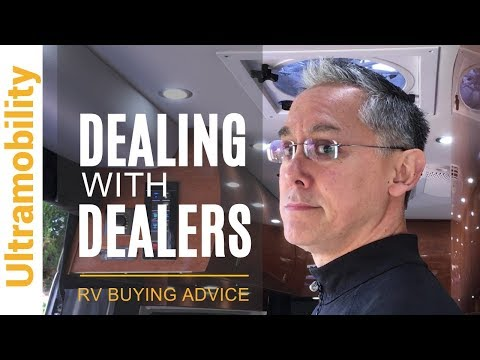RV Price Negotiation | Tips for Negotiating the Best Price for Your Camper Van