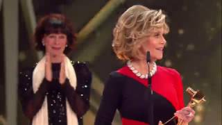 Jane Fonda - Lebenswerk International | GOLDENE KAMERA 2017