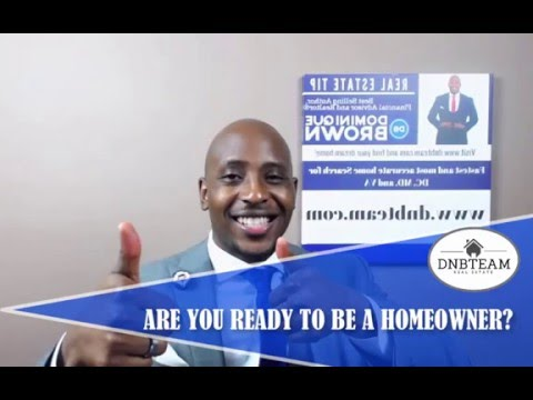 Are You Ready to Be A Homeowner