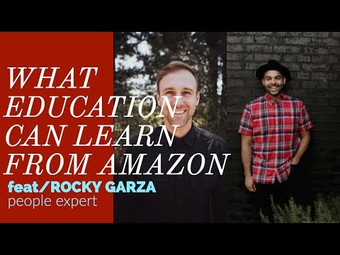 What Education can Learn from Amazon