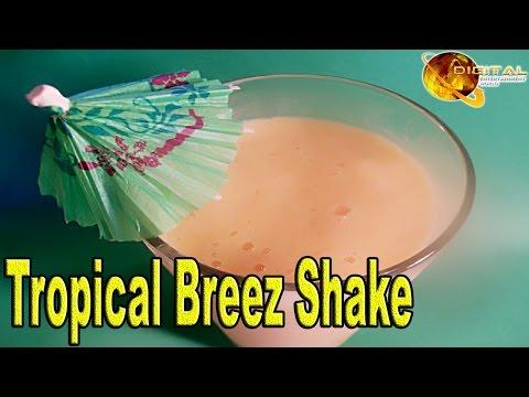 """Tropical Breeze Shake"" | Cooking Recipes | Desi & Continental Recipes | HD Video"