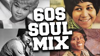 Classic Soul Music 60s 🔉 Best Soul Songs Of The 60s