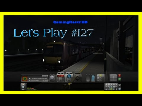 Train Simulator 2015 - Let's Play #127 - Stansted Airport To Birmingham New Street [1080p 60FPS]