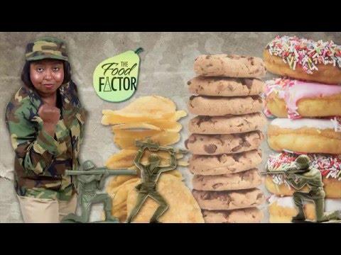 January 24, 2016 War on Junk Food: Veggie Chips