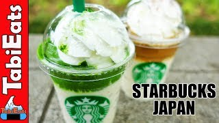 Starbucks Japan: Chocolate Cake Topped Frappuccino TASTE TEST