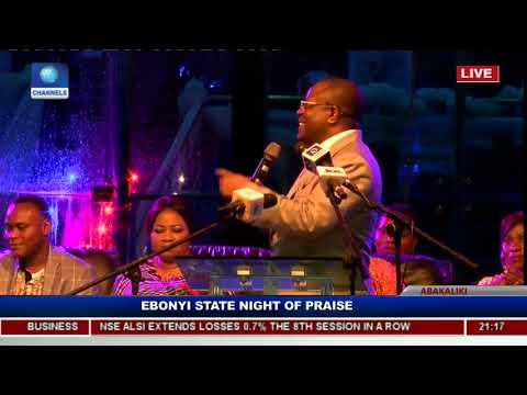Ebonyi State Night Of Praise Pt.12  Live Event 