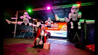 Download Skipton Santa Fun Run & Christmas Lights Switch On Video