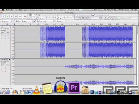 How to Export An Audio Mix In AUDACITY | Best Audio Editing & Recording FREE Software