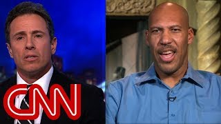 LaVar Ball reacts to President Trump