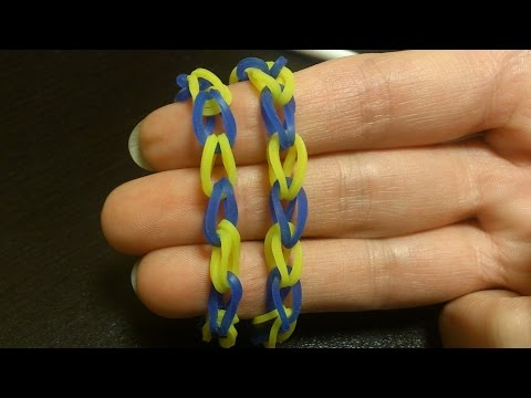 Fun Loom How to make a bracelet easy