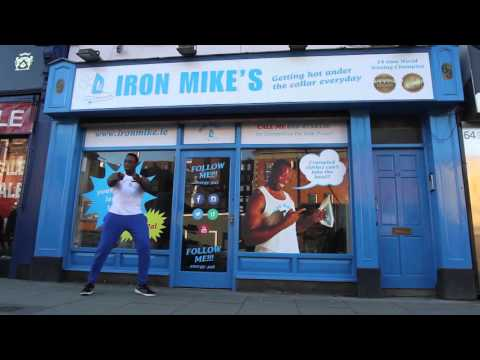 Check out this brilliant new ad for new Ironing business in Dublin city centre (HD)