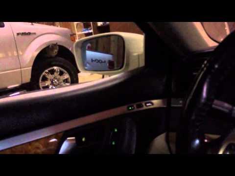 Acura TL Window Problem