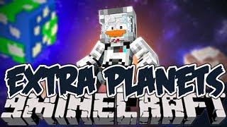 Galacticraft Extra Planets Mod 1.12.2 | Minecraft