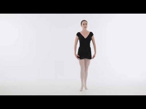 How to Do a Pas de Bourree   Ballet Dance