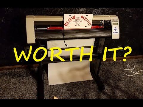 cheap ebay vinyl cutter