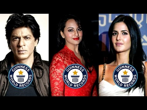 12 Famous Bollywood Celebrities Who Hold Guinness Book World Records