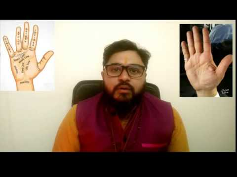 Palmistry-2. How only handshake can make you understand someone?