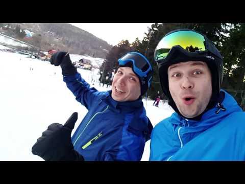 Szklarska Poręba  Ski & Snow Arena na nartach Szrenica Puchatek Śnieżka Polska 2016/17