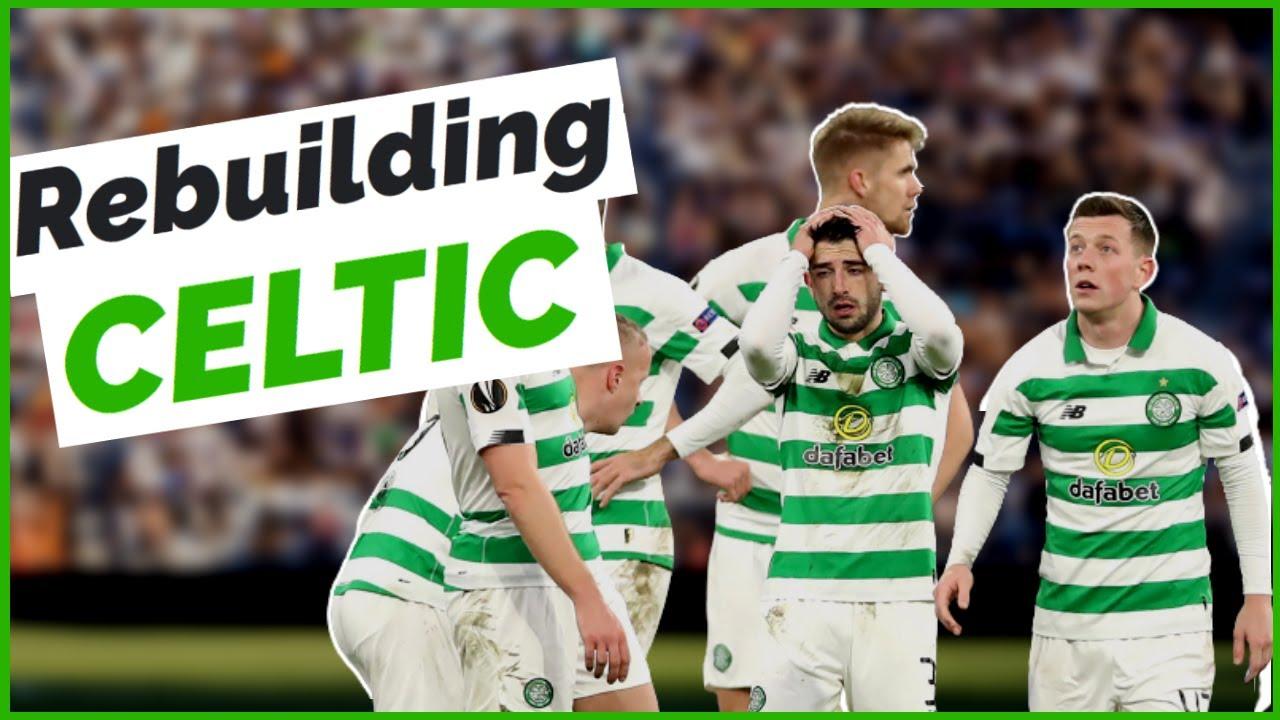 Rebuilding Celtic: A team in Crisis (FIFA 21 Rebuild Guide)