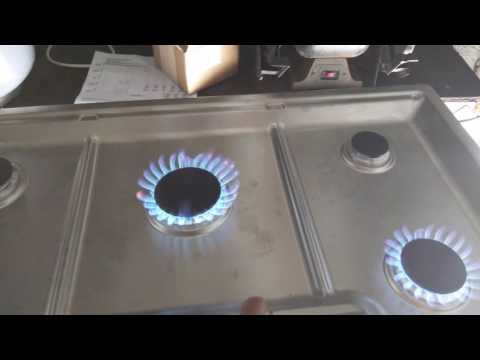 Bosch Gas Cook Top Ignitors Freaking Out