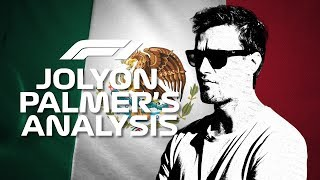 Verstappen's Frustrations, Feisty Ferrari and More! Jolyon Palmer On The 2019 Mexican Grand Prix
