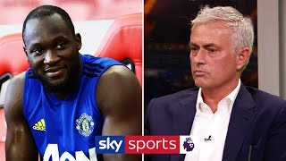 Did Man Utd make a mistake by selling Lukaku? | Souness, Keane, Jose & Carragher