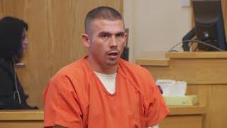 Career criminal causes scene after judge refuses to cut him a break