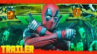 Deadpool 2 (2018) Marvel Nuevo Tráiler Oficial #3 Español