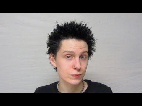 How To Do Spiky Hair