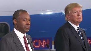Carson: Trump