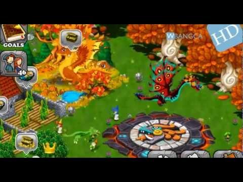 How to breed Apocalypse Dragon in DragonVale! wbangcaHD!