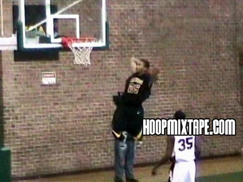 Never Before Seen Footage Of NBA Pro Derrick Rose In High School.