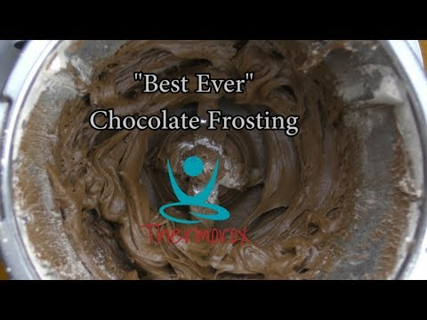 Chocolate Frosting Made in Your Thermomix