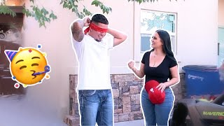 SURPRISING ALEX FOR FATHERS DAY