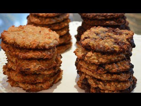 4 Ingredient Cookies: 4 EASY Recipes!