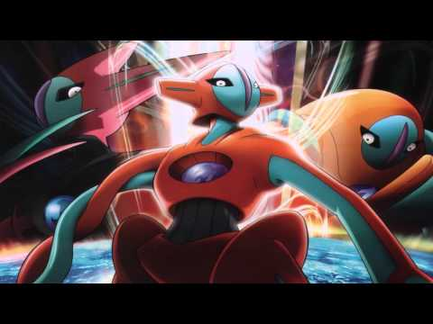 Pokemon Omega Ruby and Alpha Sapphire Deoxys Battle Theme Remix