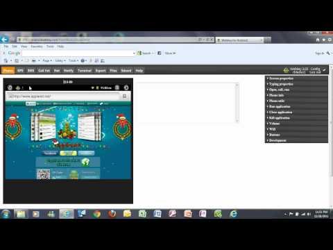 Loading Applanet on Impression I10-80 Tablet