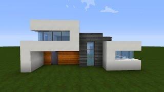 Minecraft Haus Bauen Deutsch Leicht Videos Ytubetv - Minecraft modernes haus bauen deutsch